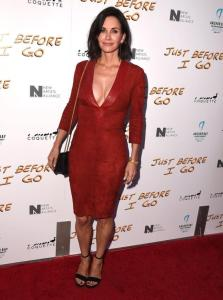Star Courtney Cox, is been said to have readings by john