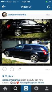 Did Anna Hill use Gofundme site to buy new tires for her own personal car?