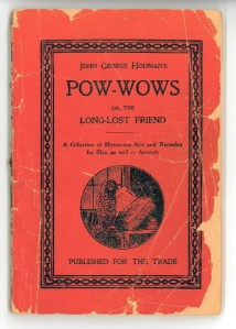 """The """"book of spells"""" the river witch was referring to was The Long Lost Friend, written by the German John George Hohman in 1870. Also titled Pow-Wows, it contains a collection of ancient German spells, healing rituals, and even recipes popular amongst the Pennsylvania Dutch."""