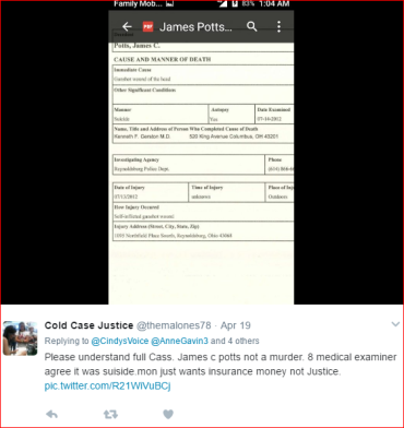 Malone ridicules deceased mother over twitter. Shares public content and sharing. As mother asks for property and money back.