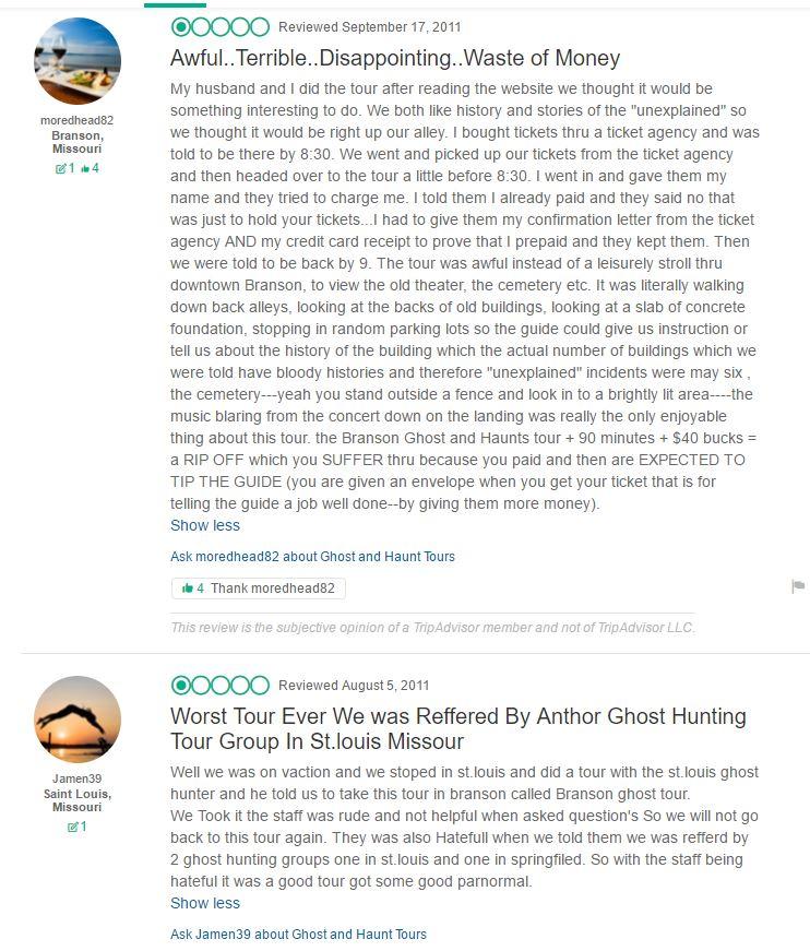 Branson Ghost Tour Reviews.6 (1)